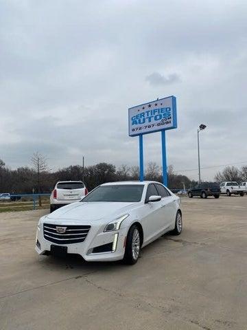 2016 Cadillac CTS 3.6L Performance RWD
