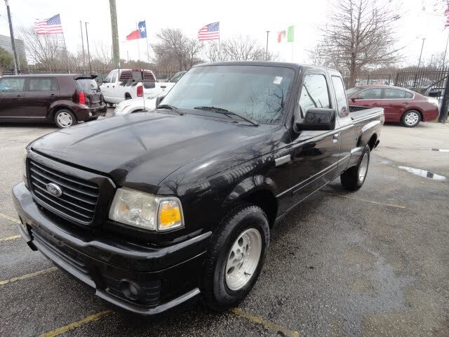 2006 Ford Ranger STX 2 Door SuperCab RWD