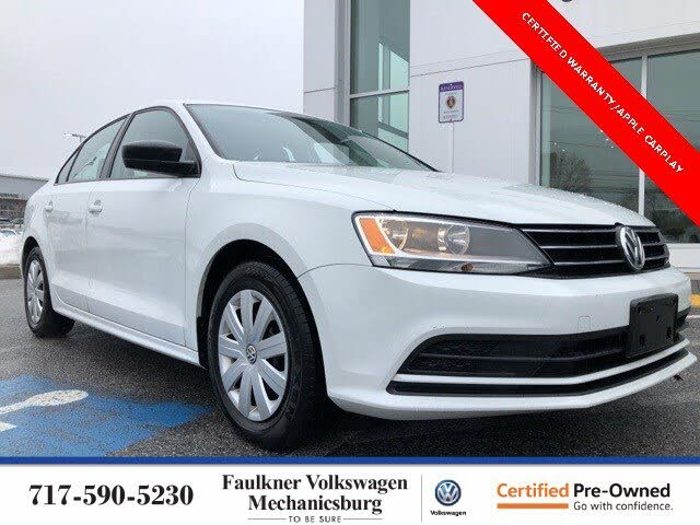 2016 Volkswagen Jetta 1.4T S FWD with Technology