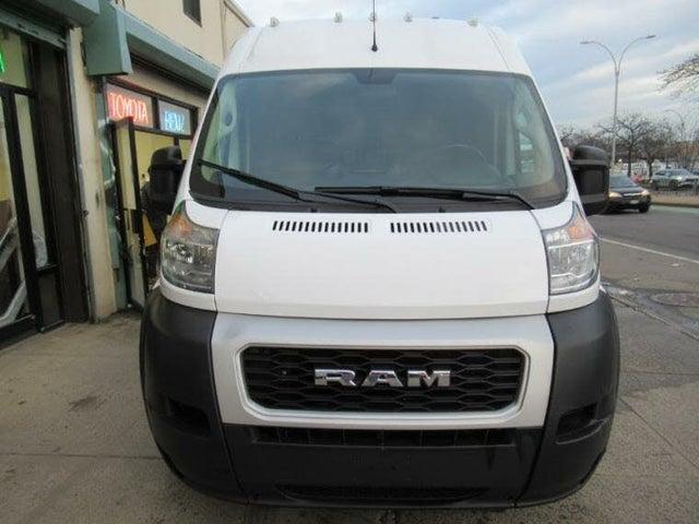 2019 RAM ProMaster 1500 136 High Roof Cargo Van FWD