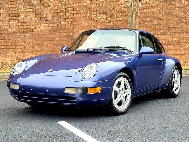 1997 Porsche 911 Carrera Targa