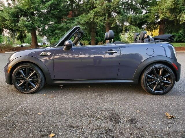 2012 MINI Cooper S Convertible