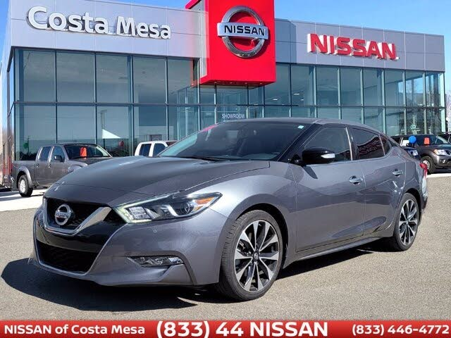 2018 Nissan Maxima SR FWD