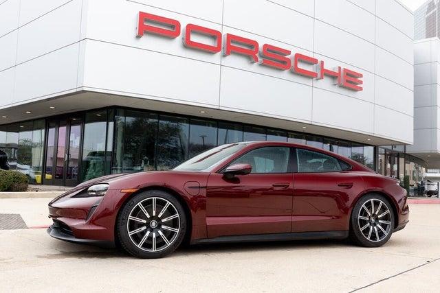 2021 Porsche Taycan 4S AWD