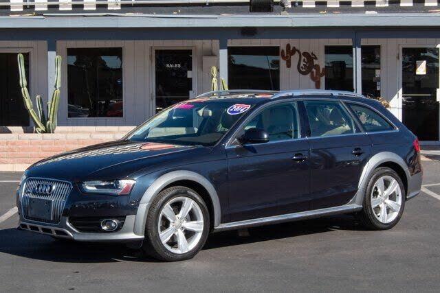 2014 Audi A4 Allroad 2.0T quattro Premium Plus AWD