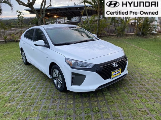 2019 Hyundai Ioniq Hybrid Blue FWD