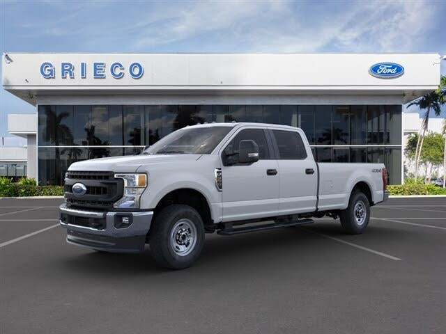 2020 Ford F-350 Super Duty XL SuperCab LB 4WD