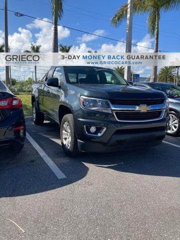 2017 Chevrolet Colorado LT Extended Cab LB RWD