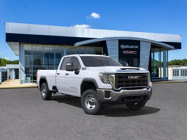 2021 GMC Sierra 2500HD Double Cab 4WD