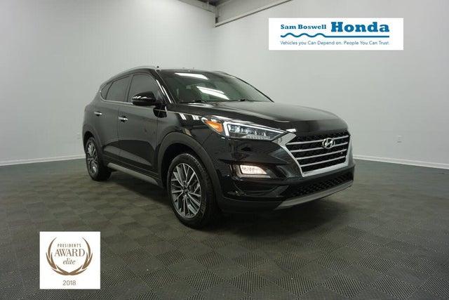 2020 Hyundai Tucson Limited FWD