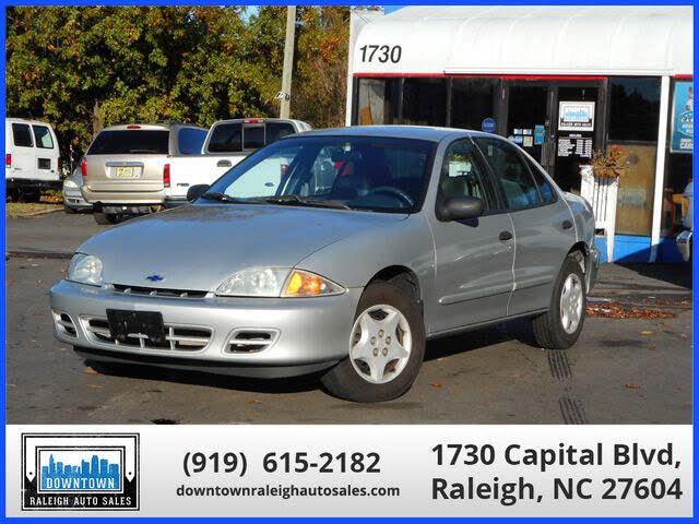 2001 Chevrolet Cavalier Sedan FWD
