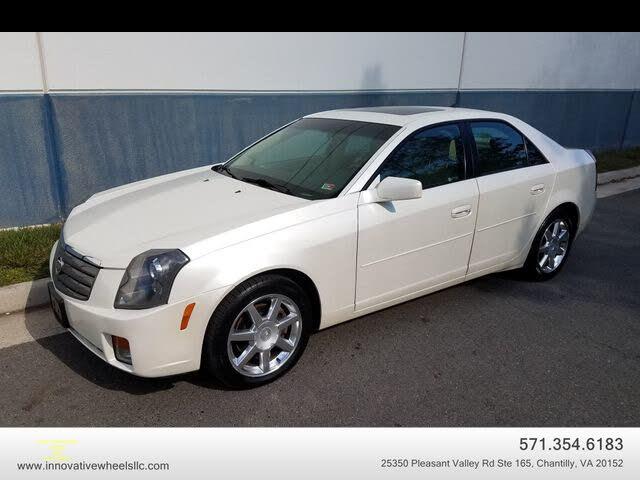 2004 Cadillac CTS RWD