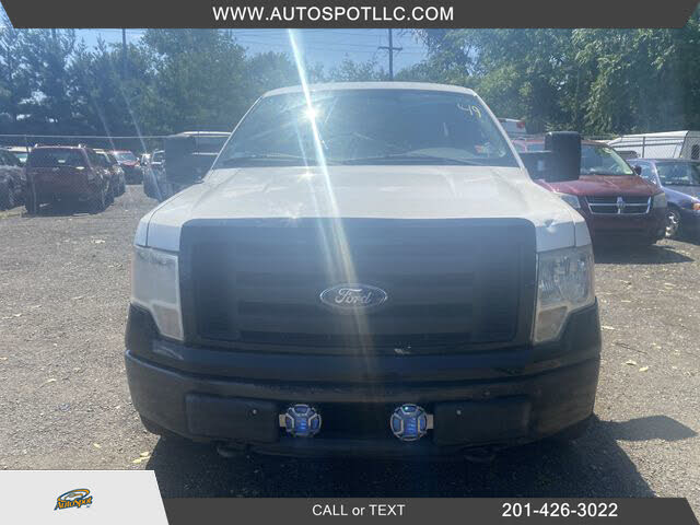 2010 Ford F-150 XL LB 4WD