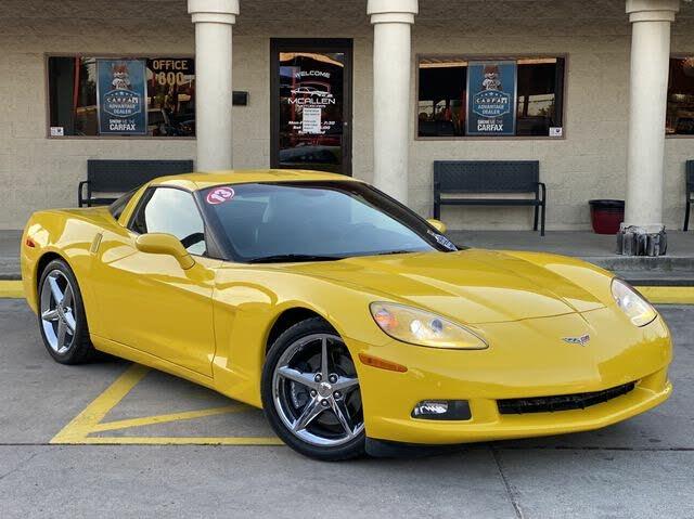 2013 Chevrolet Corvette 3LT Coupe RWD