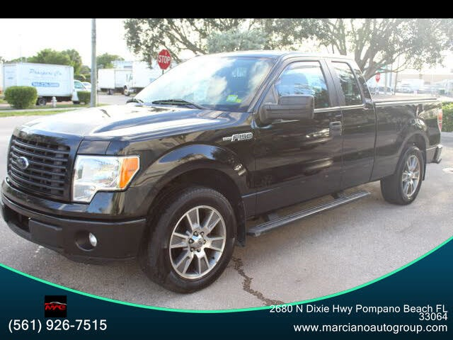 Used Ford F 150 Fx2 For Sale Right Now Cargurus