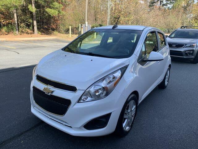 2015 Chevrolet Spark LS FWD