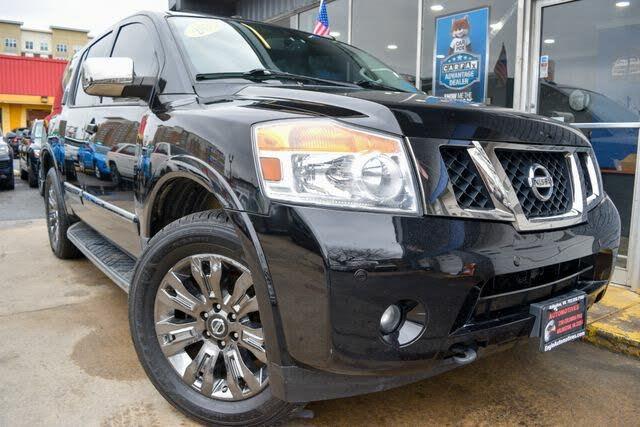 2015 Nissan Armada Platinum 4WD