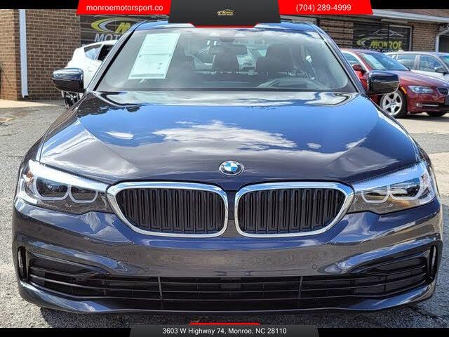 2020 BMW 5 Series 530e xDrive Hybrid Plug-in iPerformance Sedan AWD