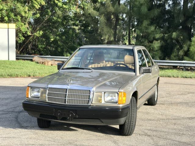 1985 Mercedes-Benz 190-Class 190D 2.2 Diesel Sedan