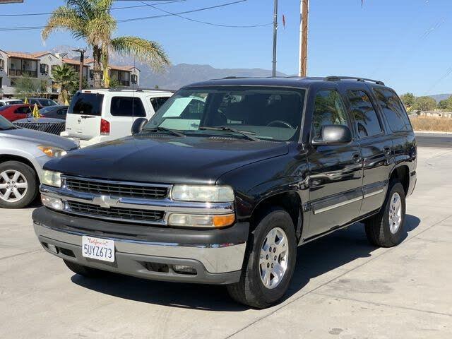 2004 Chevrolet Tahoe LS RWD