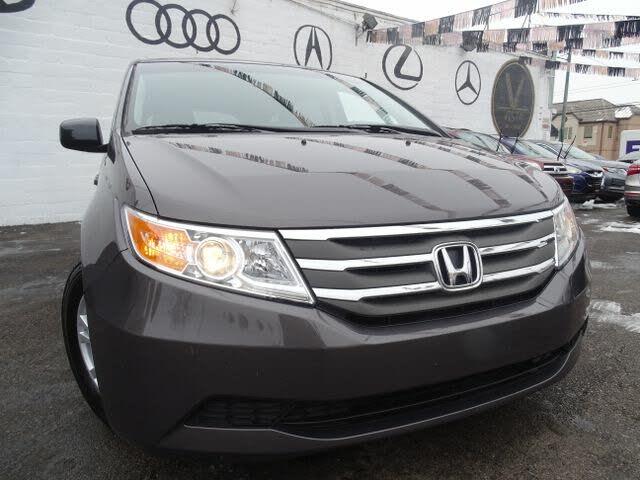 2012 Honda Odyssey EX-L FWD