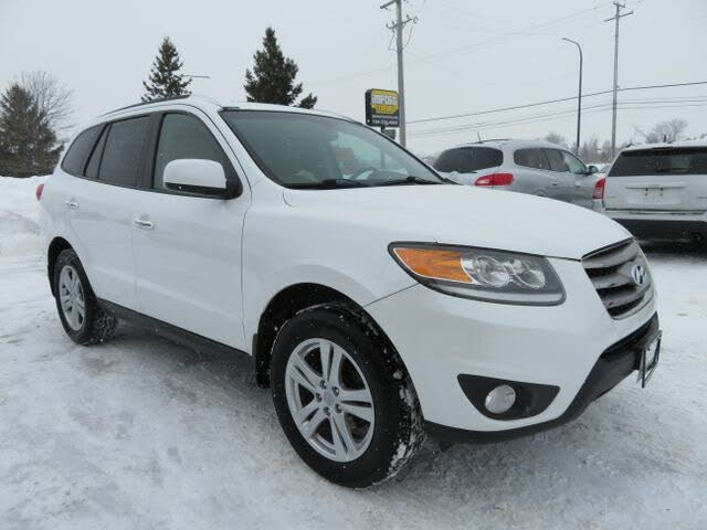 2012 Hyundai Santa Fe 3.5L Limited FWD