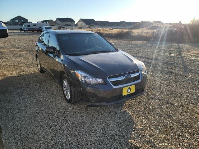 2013 Subaru Impreza 2.0i Premium Hatchback
