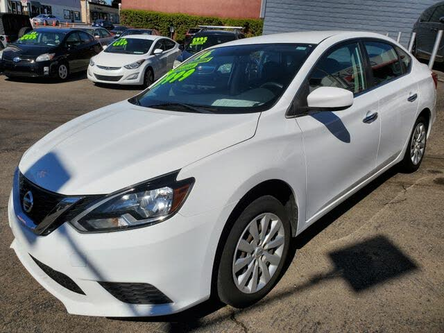 Used 2016 Nissan Sentra Sl For Sale Right Now Cargurus
