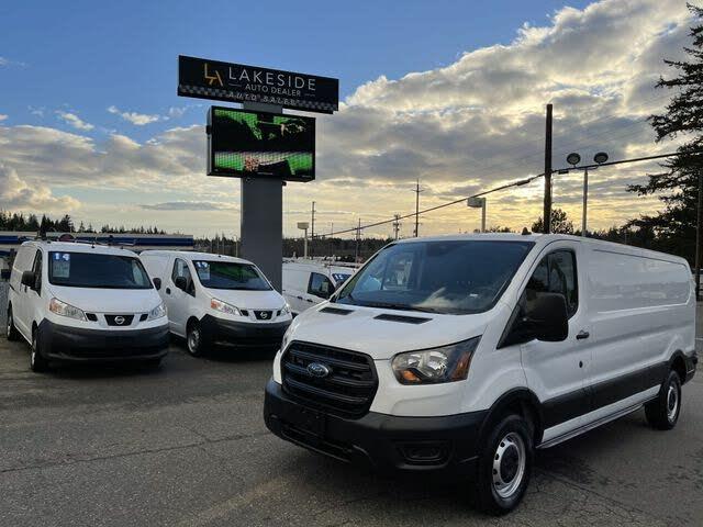 2020 Ford Transit Cargo 250 Low Roof LWB RWD with Sliding Passenger-Side Door