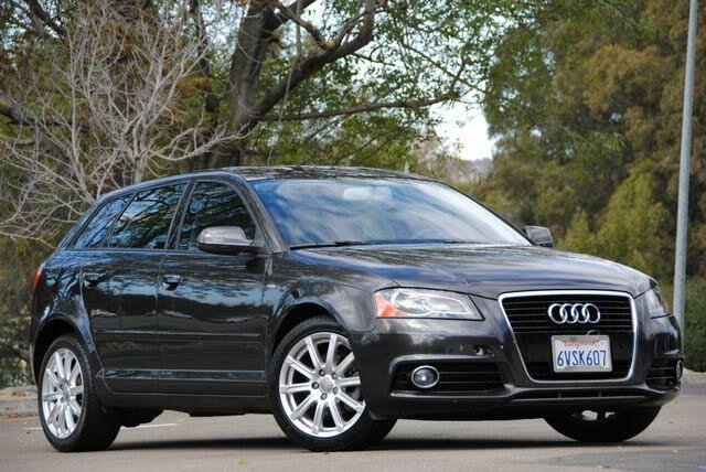 2012 Audi A3 2.0 TDI Premium Plus Wagon FWD
