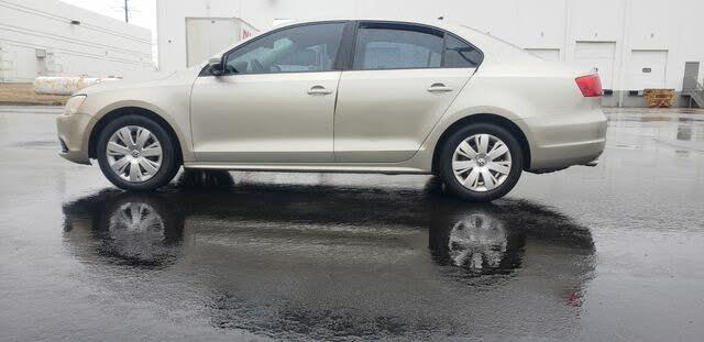 2014 Volkswagen Jetta SE