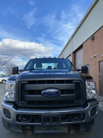 2015 Ford F-250 Super Duty XL LB 4WD