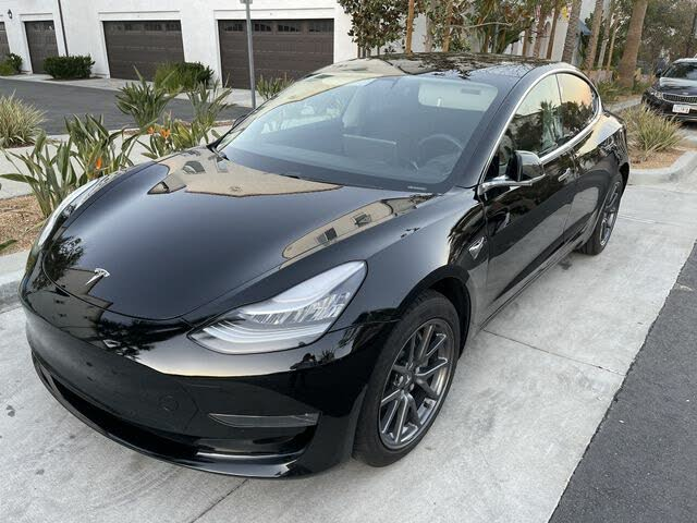 2019 Tesla Model 3 Long Range AWD