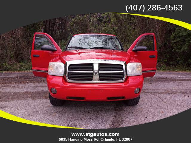 2006 Dodge Dakota SLT Club Cab RWD