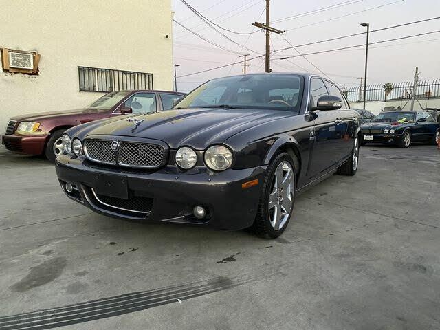 2008 Jaguar XJ-Series XJ8 L RWD