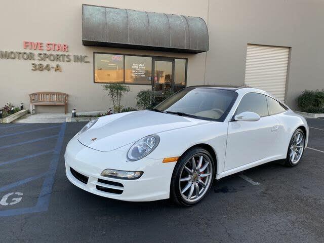2008 Porsche 911 Targa 4S AWD