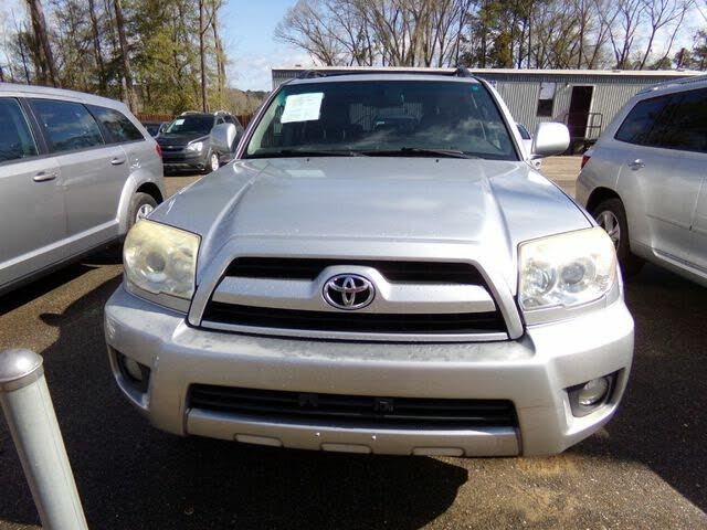 2008 Toyota 4Runner Limited V6