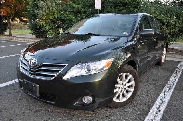 2010 Toyota Camry XLE V6