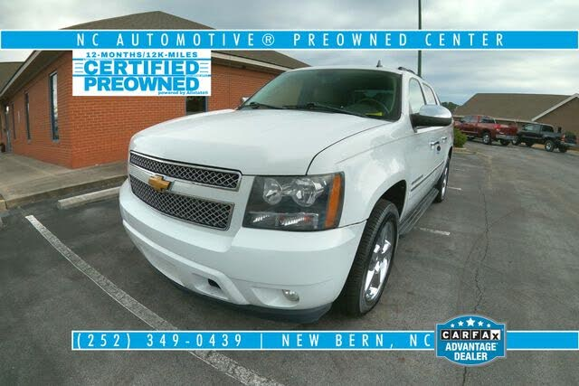Used Chevrolet Avalanche For Sale In New Bern Nc Cargurus