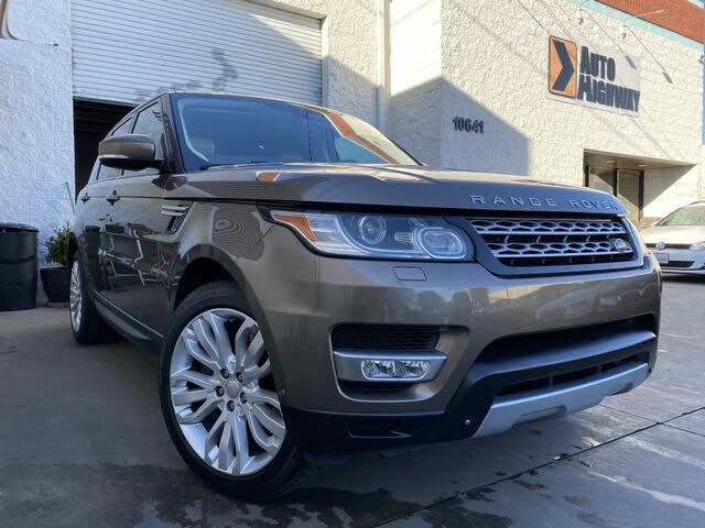 2014 Land Rover Range Rover Sport SC