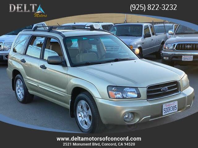 2004 Subaru Forester XS