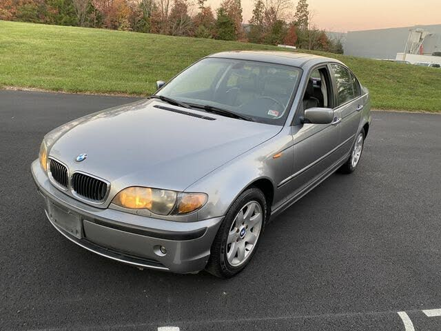 2005 BMW 3 Series 325xi Sedan AWD