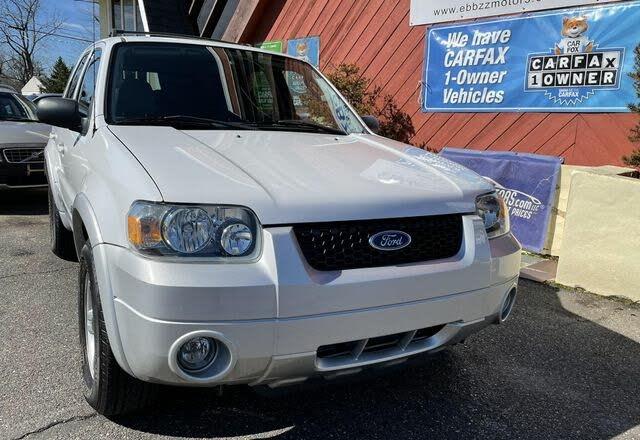 2005 Ford Escape Hybrid AWD
