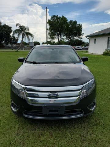 2010 Ford Fusion Hybrid FWD