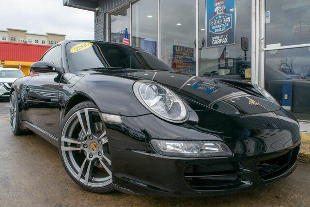 2006 Porsche 911 Carrera 4 AWD