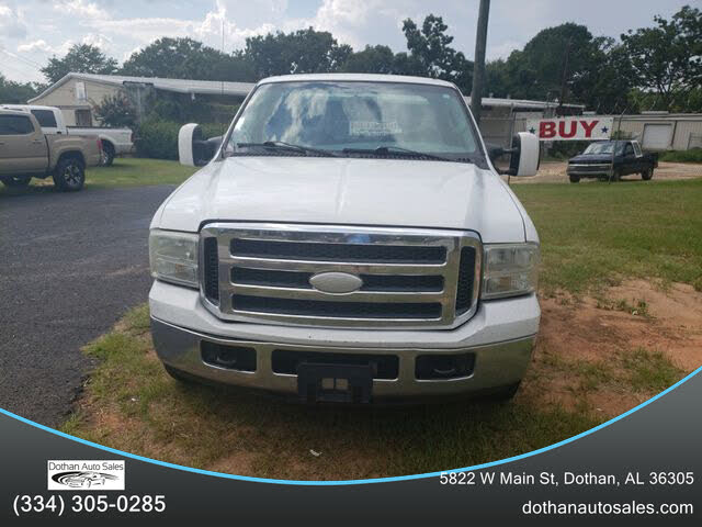 2007 Ford F-350 Super Duty Lariat Super Cab