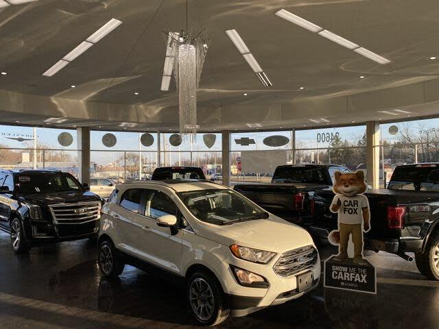 2020 Ford EcoSport Titanium AWD