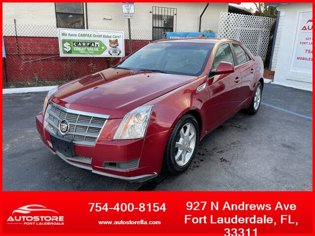 2009 Cadillac CTS 3.6L RWD