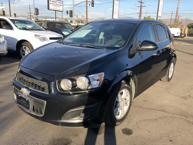 2012 Chevrolet Sonic 2LT Hatchback FWD