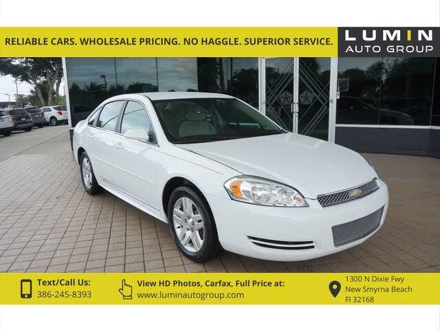 2016 Chevrolet Impala Limited LT FWD